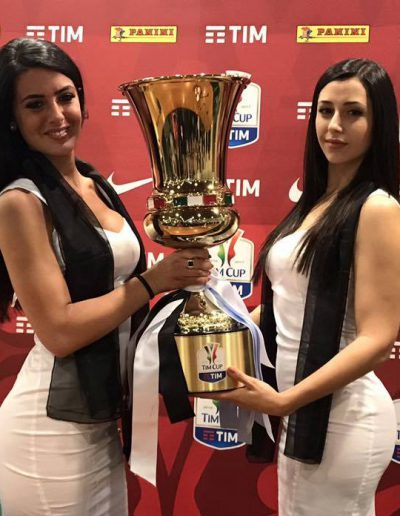 Conferenza stampa Coppa Italia 2017