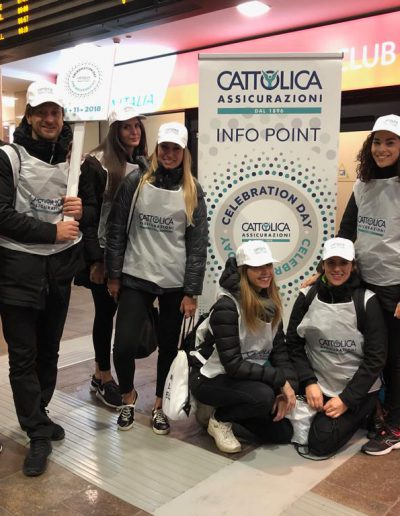 Evento Cattolica Rugby 2018