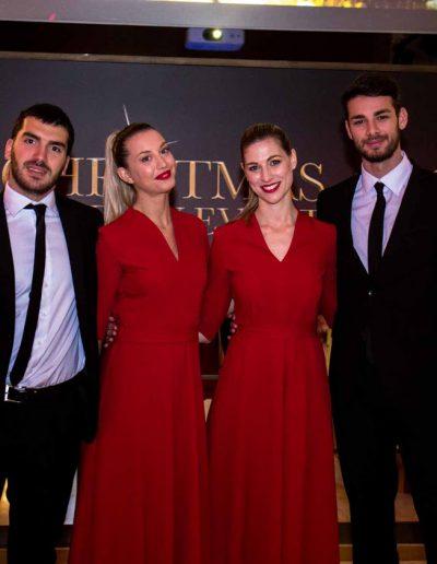 Evento Natale AS Roma 2018