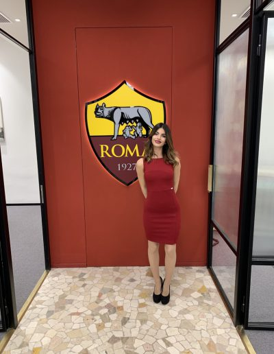 Inaugurazione uffici EUR AS Roma 2019