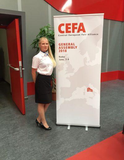 Meeting CEFA 2018